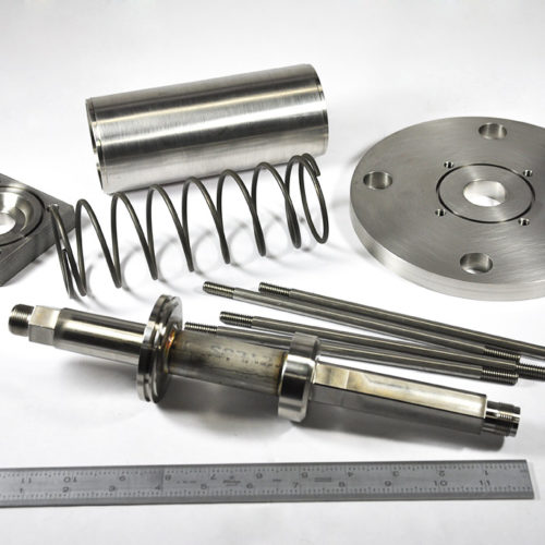 Gas Turbine Fuel Nozzle Assembly